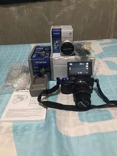 Olympus EPL5 repriced until end of month