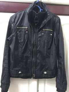 Black Jacket (not leather)