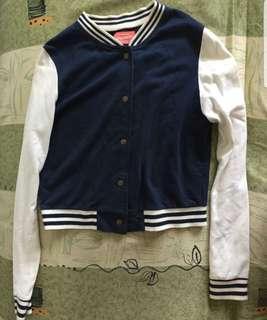 Bench varsity jacket