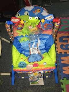 Fisher Price Infant to Toddler Rocker (Blue) #2