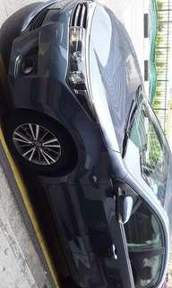 1 month rental for Toyota Altis