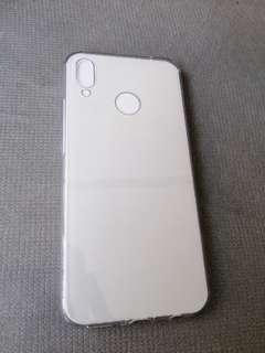 🚚 BNIP Transparent TPU Jelly Back Case for Huawei Nova 3i