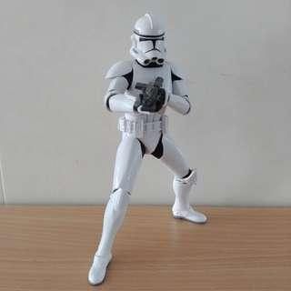🚚 *Clearence*Star Wars Stormtrooper figure