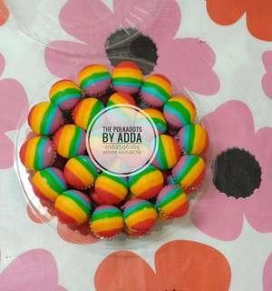 Apam Rainbow