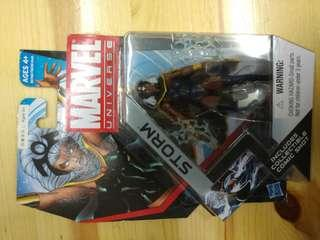 MARVEL UNIVERSE 3.75 INCHES STORM (not Marvel Legend, DC, Hottoys)