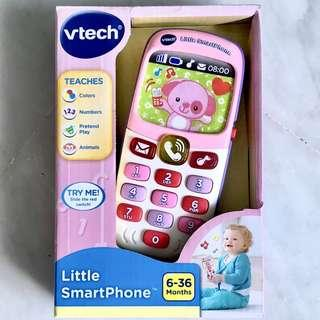 (In-Stock) VTech Little Smartphone, Exclusive Color - Pink (Brand New)