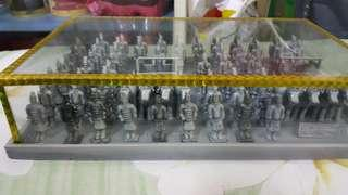 Collection of Terracotta Army