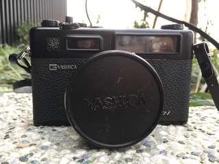 Yashica Electro 35 GTN 底片相機
