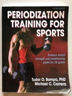 🚚 Book - Periodization training for sports