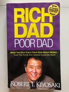 🚚 Book - Rich Dad Poor Dad