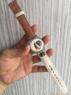 swatch st bernard