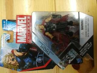 MARVEL UNIVERSE 3.75 INCHES THOR (not Marvel Legend, DC, Hottoys)