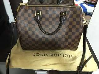 🚚 LV speedy 30 with strap