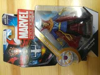 MARVEL UNIVERSE 3.75 INCHES DOCTOR STRAIGHT (not Marvel Legend, DC, Hottoys)