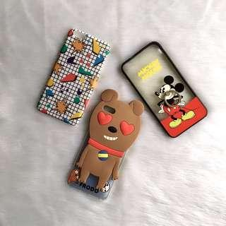 6splus 6plus mickey mouse kakao talk frodo dog iphone case