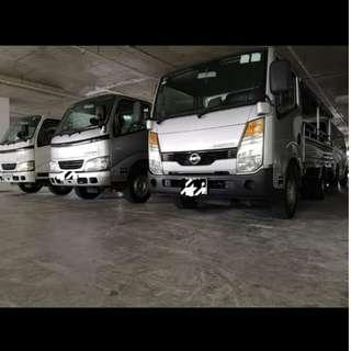Van & Lorry Rental