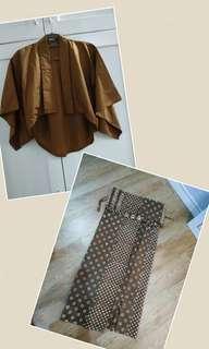 Batik ethnic 1 set