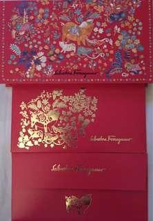 ✨Exclusive✨2019 Ferragamo Red Packets