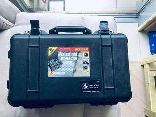 Pelican Watertight Protector Case 1510 相機防水 行李箱