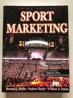 🚚 Book - Sport marketing