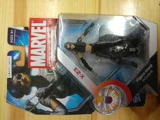 MARVEL UNIVERSE 3.75 INCHES X - 23