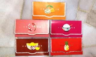 Limited! Vivo Red packet collection / angpow / special design angpau Chinese