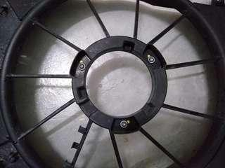 Proton Preve/Suprima/Exora Radiator Fan Set