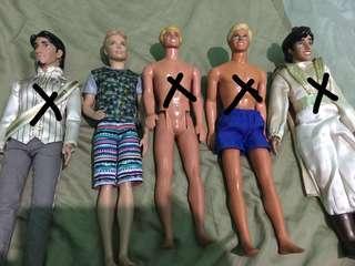 vintage ken barbie doll