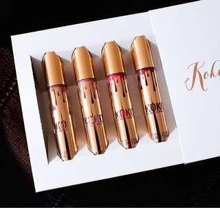 Koko Kollection by Kylie Cosmetics Matte Liquid Lipstick
