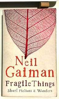 Neil Gaiman Fragile Things