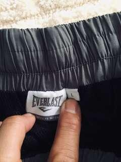 Everlast Gray short