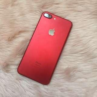 Iphone 7plus Red Edition
