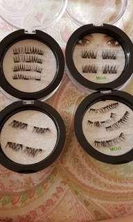 Magnetic eyelashes for SALE