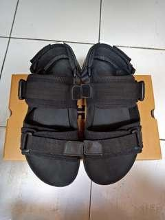 Hijack Sandals alto black