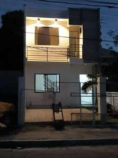 Duplex type house