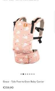 Limited Edition FTG Grace Tula Carrier