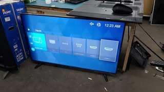 "FACTORY UNIT: HISENSE 55"" LED SMART TV"