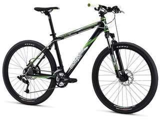 Mongoose Tyax Green Mountain Bike