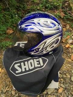 Helmet Shoei J-Stream Polaris (original Japan)
