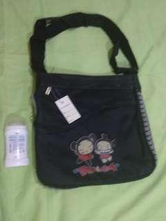 Pucca Expandable Sling Bag