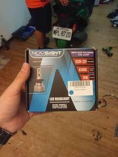 卡西提 NOVSIGHT  H1規格LED燈泡