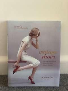 Vintage Shoes Book Gift