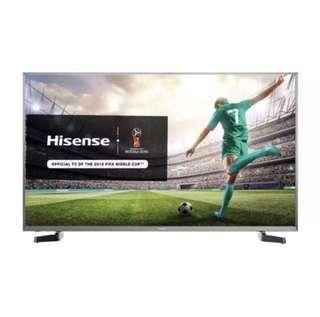 50 inch 50A6501W Hisense Ultra 4K HD LED Smart Digital TV (Free warranty)