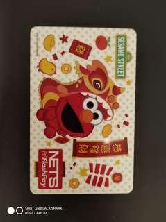 Elmo Ezlink Card