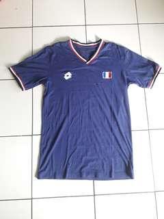 Tshirt Lotto France