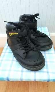 Sepatu Anak Size 28 Semi Boots Justice League