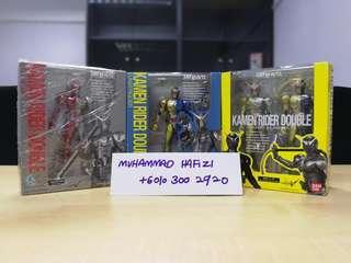 SHF Kamen Rider Double Lot