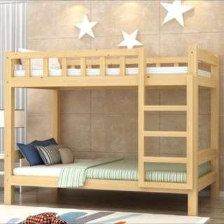 ❤️preorder ❤️ two layers bed frame , bunk bed