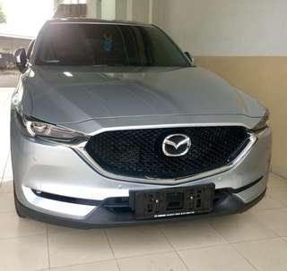 Mazda CX-5 Silver (New Rare)
