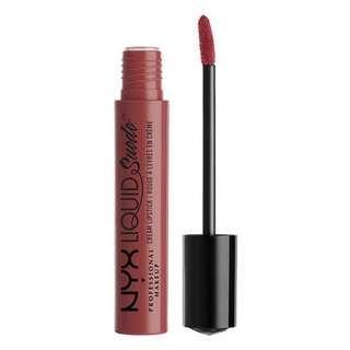 🚚 Nyx Liquid Suede Cream Lipstick